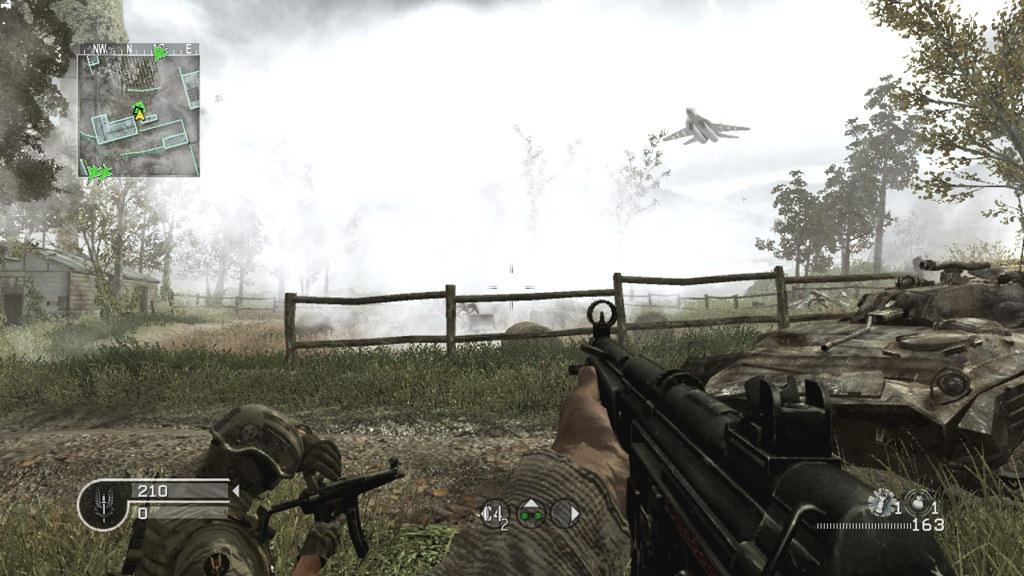 Call of Duty: Modern War Fare torrent