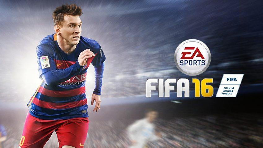 FIFA 16 Torrent