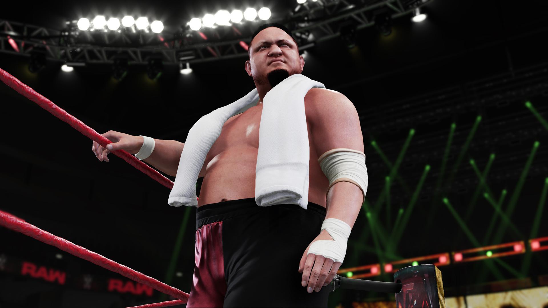 WWE 2k18 Torrent