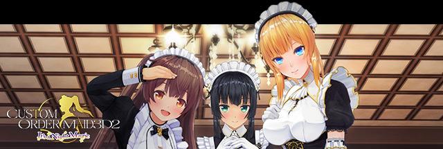 Custom Maid 3D 2 Download