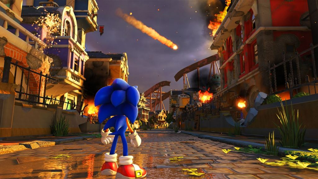 Sonic Forces Torrent