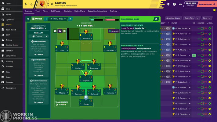 Football Manager 2020 Torrent