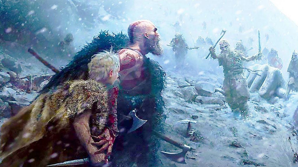 God Of War 4 Torrent