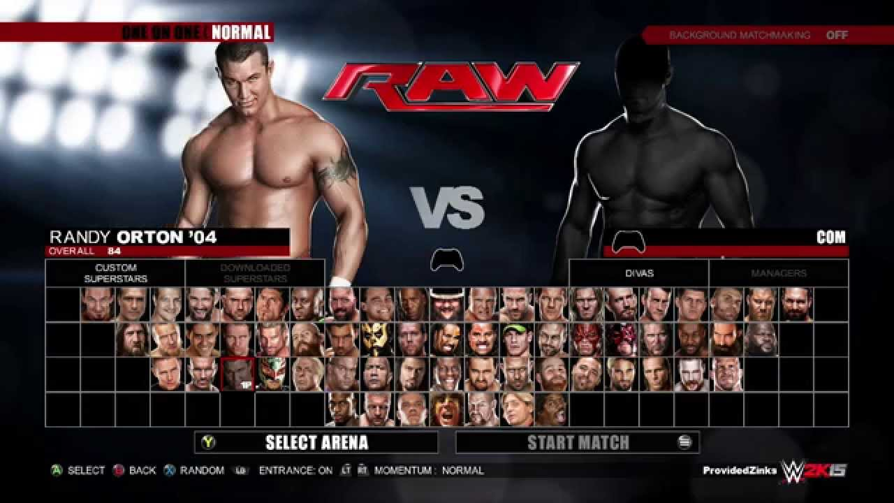 WWE 2k15 Torrent