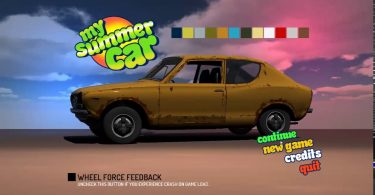 My Summer Car Torrent