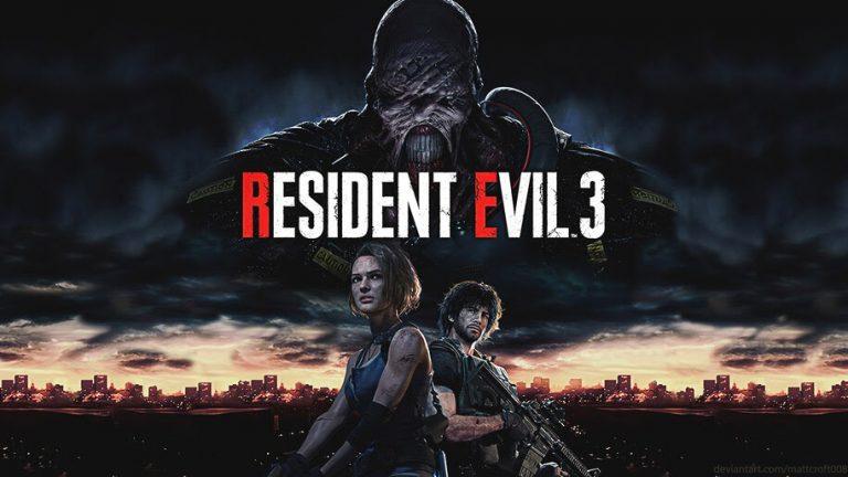 Resident Evil 3 Torrent
