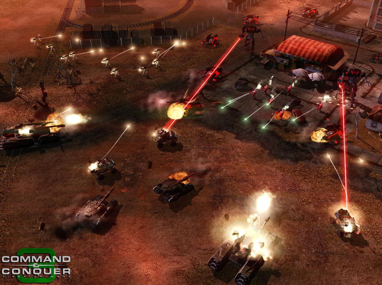 Command & Conquer Torrent