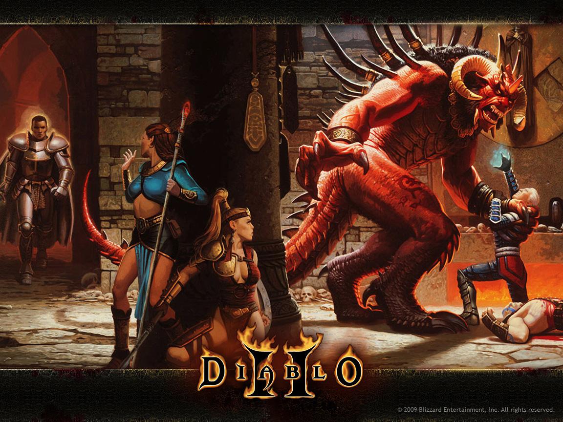 Diablo II Torrent