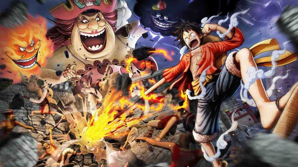 One Piece Pirate Warriors 4 Torrent