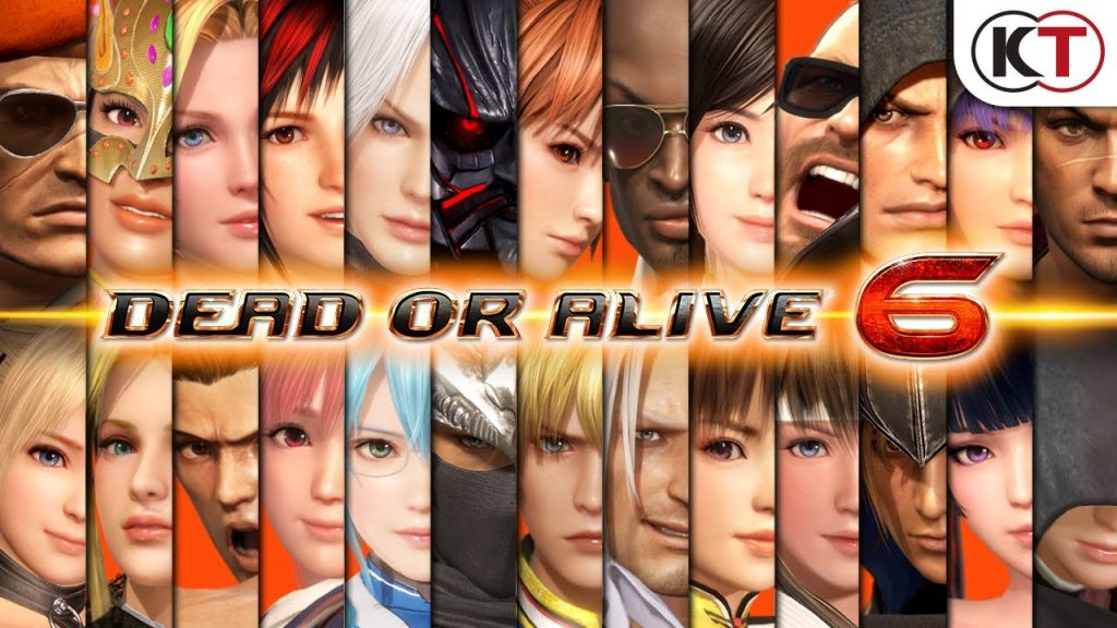 Dead or Alive 6 Torrent