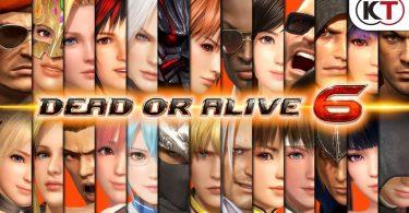 Dead or Alive 6 Torrent