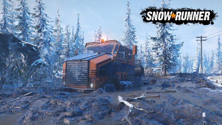 SNOWRUNNER Torrent