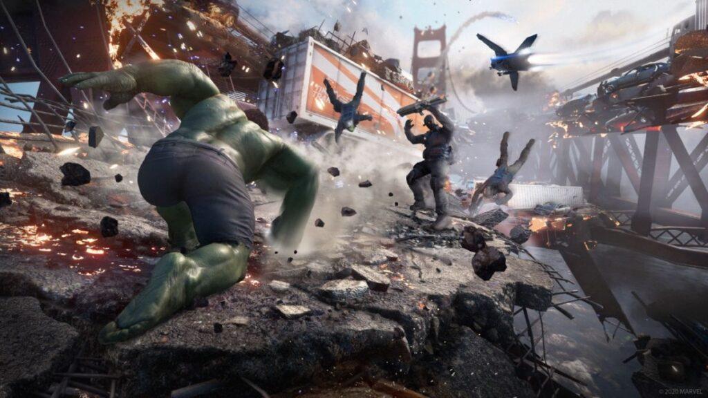 Marvels Avengers Torrent