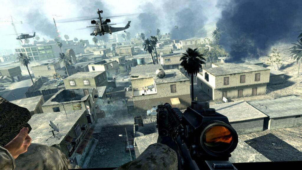 Call of Duty 4: Modern Warfare Torrent