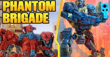 Phantom Brigade Torrent