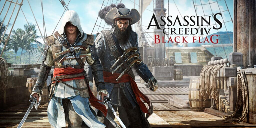 Assassin's Creed 4 Torrent