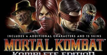 Mortal Kombat 2013 Torrent