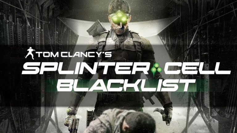 Tom Clancy's Splinter Cell Blacklist Torrent
