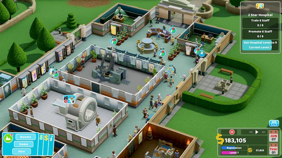 Two Point Hospital Torrent