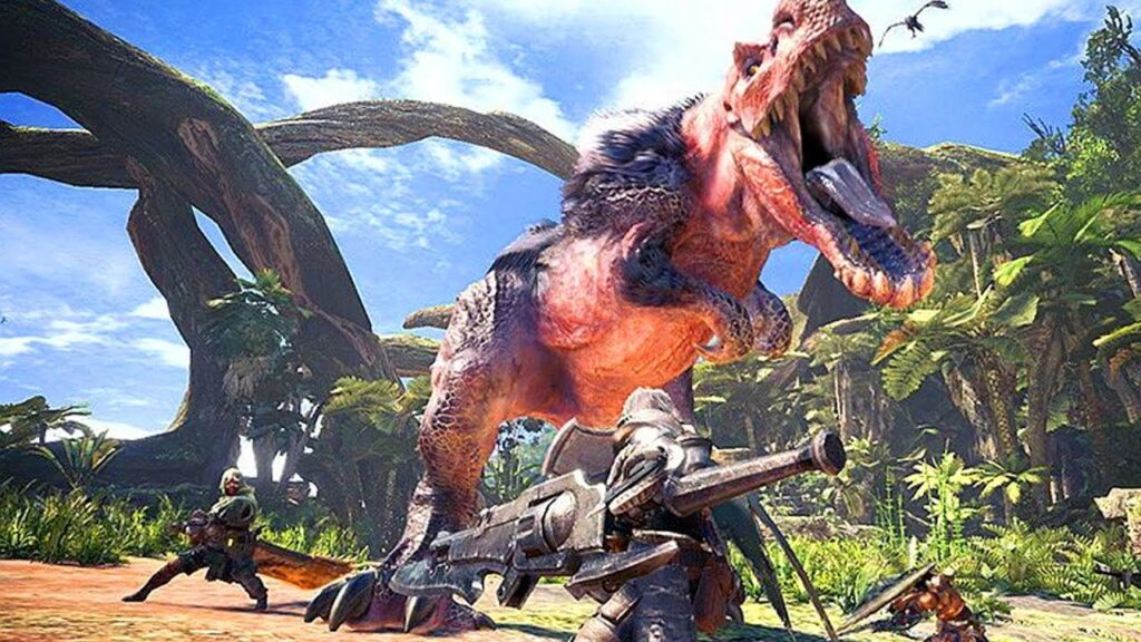 Monster Hunter World Torrent