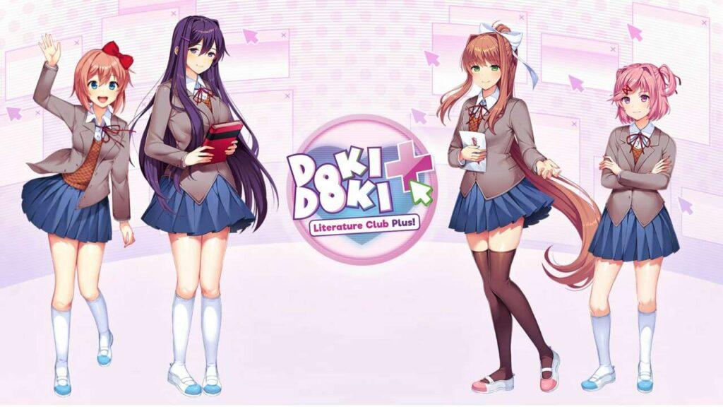 Doki Doki Literature Club Plus Torrent