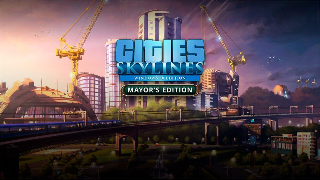 Cities Skylines Torrent
