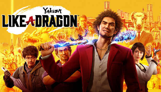 Yakuza Like A Dragon Torrent