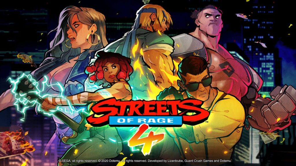 Streets of Rage 4 Torrent